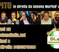 DI PITO – in diretta da Genova